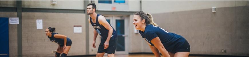 Intramurals Cross Volleyball   UBC Recreation