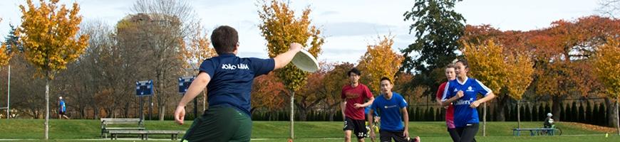 Intramurals Ultimate   UBC Recreation
