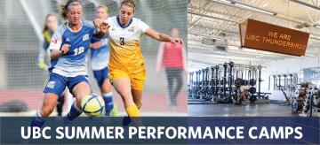 UBC Performance Camps
