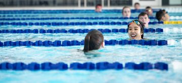 Aquatics Fall Program Registration is Now Open!