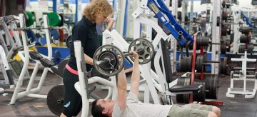 Have you ever thought about a personal trainer?