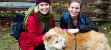 De Stress with a Puppy Walk on Dec 12