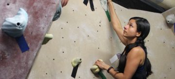 Thompson Bouldering Competition