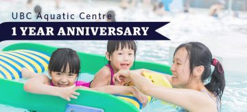 UBC Aquatic Centre Anniversary Celebration