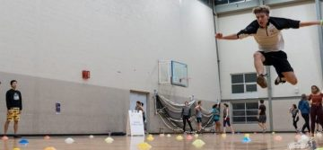 Fall Intramural Events Highlights