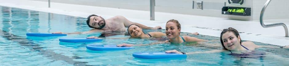 Adult Swim Lessons at the UBC Aquatic Centre