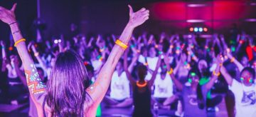 7 reasons why you simply can't miss out on UBC Yoga Rave