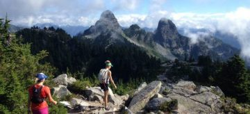 Hiking the Howe Sound Crest Trail