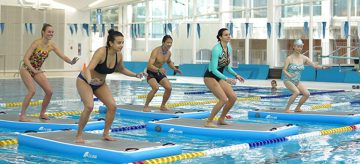 Try Aqua Fitness Classes This Summer!