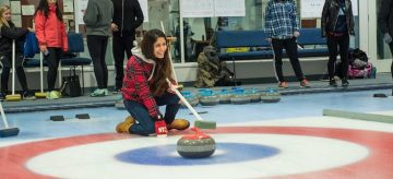 On the Button Curling Bonspiel | Register by January 14