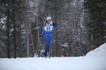 Katia Lumb - UBC TSC Nordic