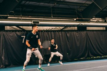 UBC Men's Tennis Kick off their 2019-20 Season