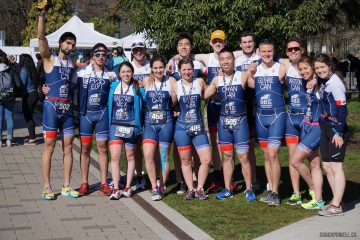 TSC Triathlon at 2018 UBC TriDu