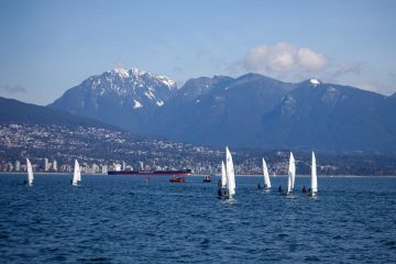 Looking back, looking forward: A midsummer update from UBC TSC Sailing