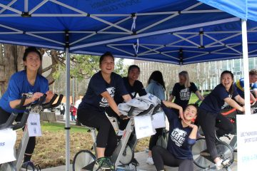 UBC TSC Spin-a-Thon | Wednesday, March 13
