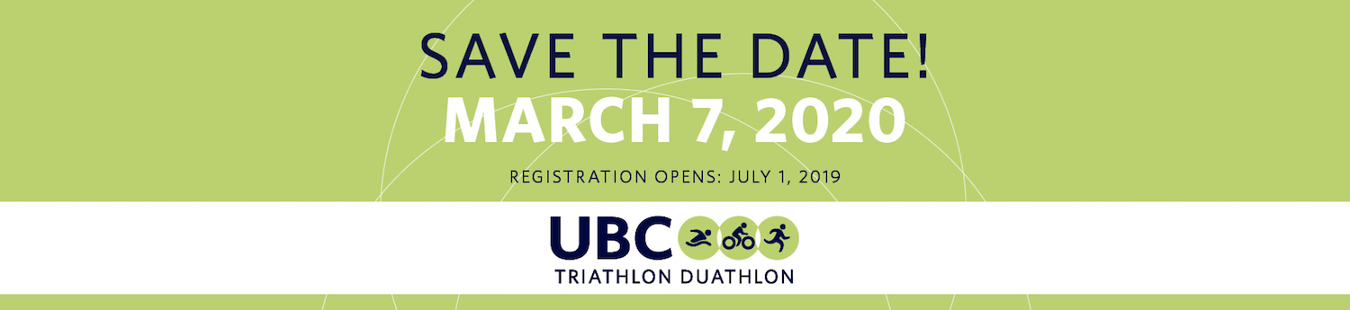 Save the Date for UBC TriDu 2020