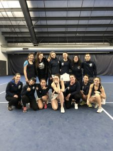 Year in Review: UBC TSC Women's Tennis 2018-19