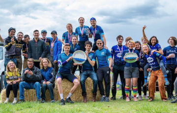 UBC TSC Cycling Finishes Season in First Place