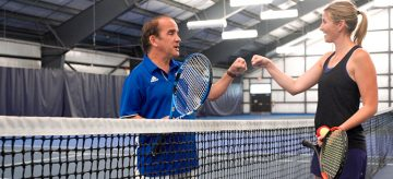 Adult Drill Sessions at the UBC Tennis Centre