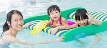 Swim N' Splash with UBC Camps!