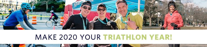 First Time Triathletes | UBC Triathlon Duathlon