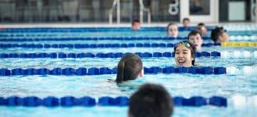 Adult Swim Lessons at the UBC Aquatic Centre!