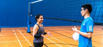 How do UBC Students get involved in recreation at UBC?