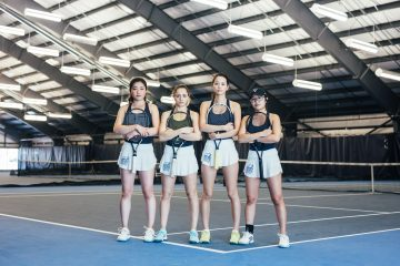 Women's Tennis is excited for the 2019-20 season with a roster full of veterans.