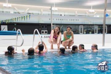 NEW UBC TSC Artistic Swimming Youth Program