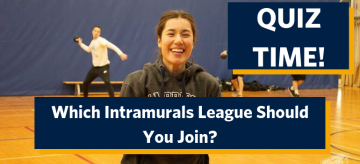 QUIZ: Which Intramurals League Should You Join?