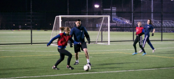 Learn to Play Night – Try Out Our Leagues!