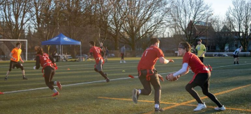 Flag Football – What is it all about?!