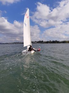 Team tryouts held at Jericho Sailing Centre