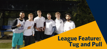 League Feature of the Week: Tug and Pull