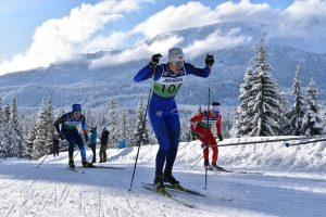 A Weekend at Westerns for TSC Nordic Skiing