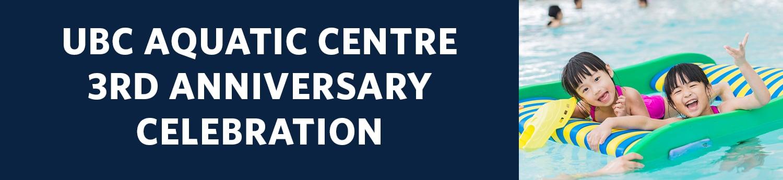 Aquatics Anniversary Event