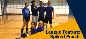 League Feature of the Week: Spiked Punch