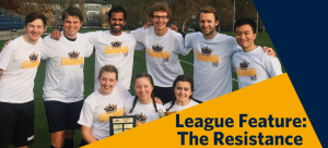 League Feature of the Week: The Resistance
