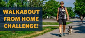 Walkabout from Home Challenge!