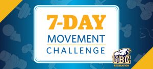 Get active with this 7-Day Movement Challenge!