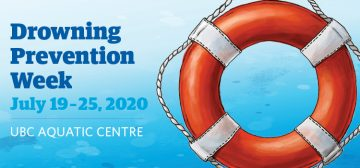 Drowning Prevention Week: July 19 – 25, 2020