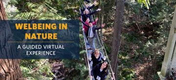 Wellbeing in Nature: A Guided Virtual Experience