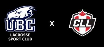 UBC TSC Lacrosse Partners with the CLL