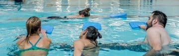 Winter Adult Swim Lessons