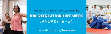 Enjoy FREE fitness classes all week during Free Week | January 18 – 24