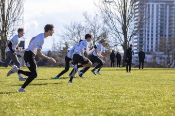 UBC Men's Ultimate Is Back!