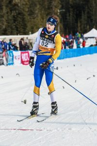 A Glimpse into the 100 Year Past of the UBC Nordic Ski Team