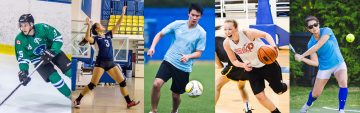 Check Out What's New for UBC Intramurals Events & Leagues Term 2