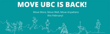 5 Ways to Get Moving with Move UBC this February!