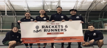 UBC Tennis x Rackets and Runners